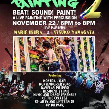 Beat! Sound! Paint!