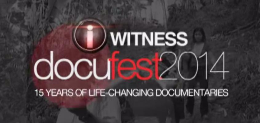 iWitness15: Docu Fest 2014