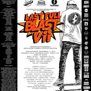 Last Full Blast VII