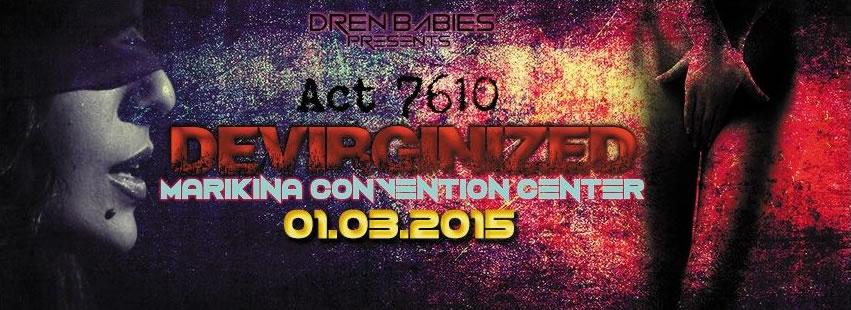 Devirginized (ActSevenSixTen) 2015