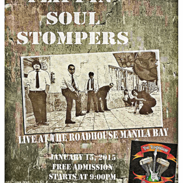 Flippin' Soul Stompers Live at The Roadhouse