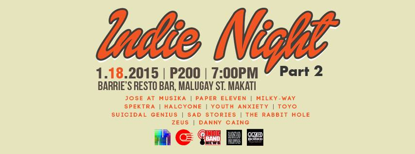 Indie Night