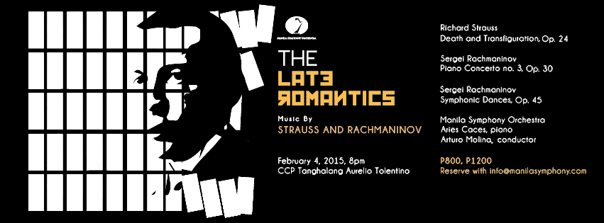 The Late Romantics: Music by Ricard Strauss and Rachmaninov