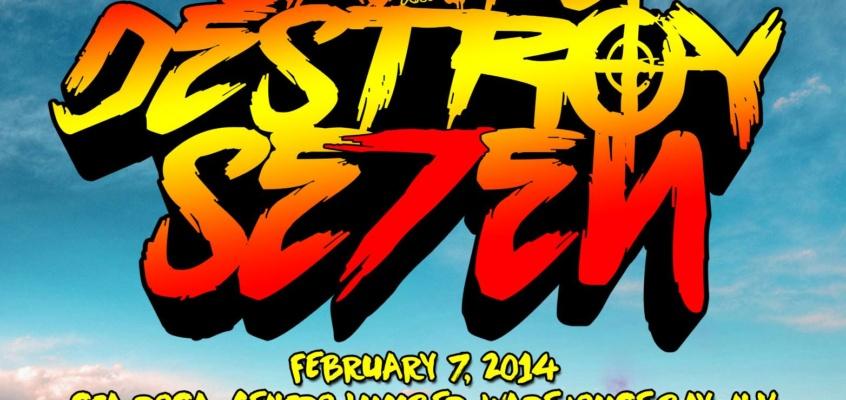 Skate & Destroy 7