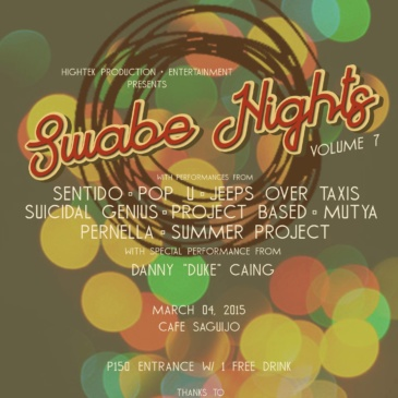 Swabe Nights, Volume 7