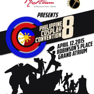 8th Philippine Cosplay Convention (PCC)