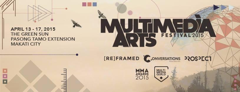 Multimedia Arts Festival 2015