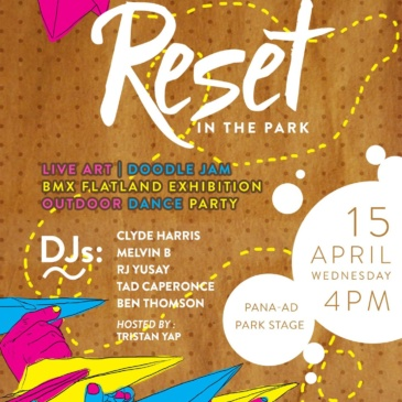 Reset in the Park
