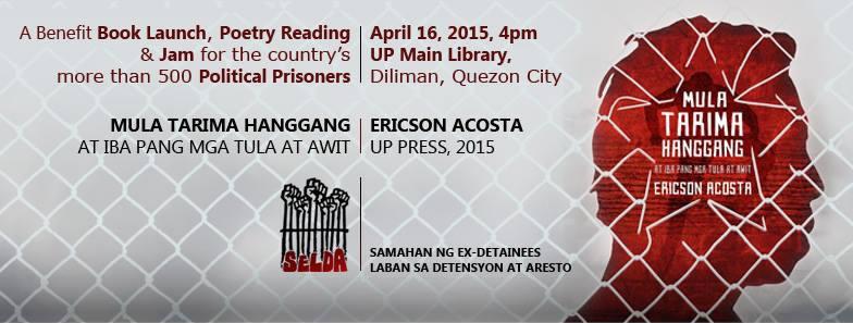 "Launch of Ericson Acosta's ""Mula Tarima Hanggang"""