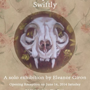 Eleanor Giron | Steady Now, Swiftly