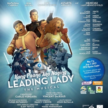 Kung Paano Ako Naging Leading Lady The Musical