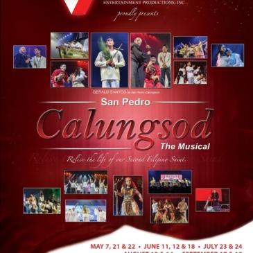 San Pedro Calungsod The Musical