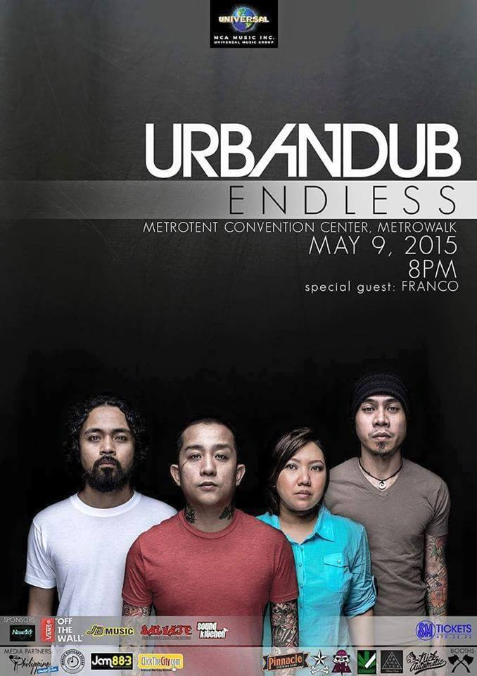 Urbandub endless agimat sining at kulturang pinoy urbandub invites you to their 15th year anniversary show endless with special guest franco may 9 at metrotent convention center stopboris Gallery