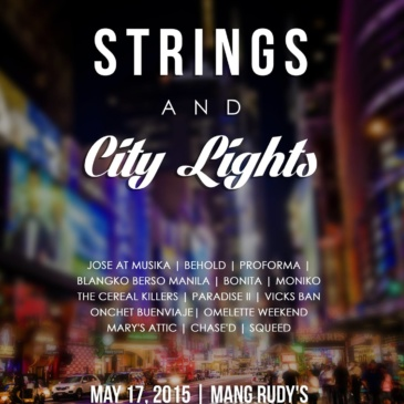 Strings and City Lights