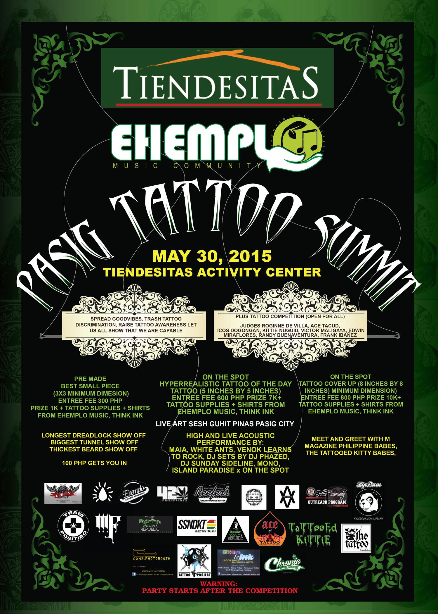 Tattoo agimat sining at kulturang pinoy page 2 pasig tattoo summit stopboris Choice Image