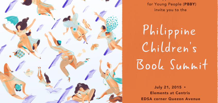 Umuulan ng Libro: Philippine Children's Book Summit
