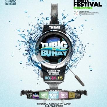 2nd Sorok Short Film Festival: Tubig Ng Buhay