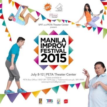 Manila Improv Festival 2015