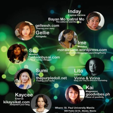 Blog o'Speak   The 1st Manila Blog Convention
