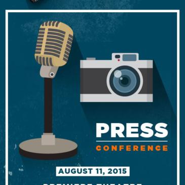 9th International Silent Film Festival   Press Conference
