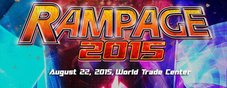 Rampage 2015