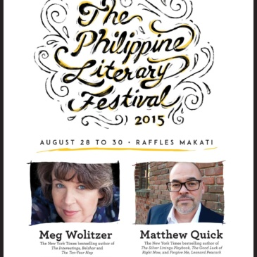 The Philippine Literary Festival 2015