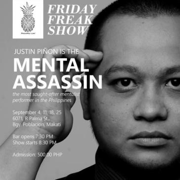 The Mental Assassin