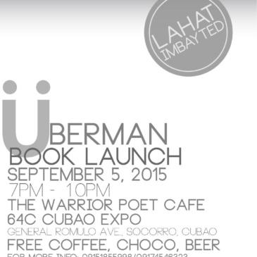 Überman Book Launch