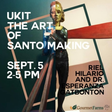 Ukit: The Art of Santo Making