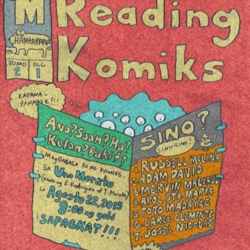 Reading Komiks, Tomo 2 Bilang 1
