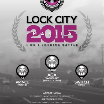 Lock City Manila 2015