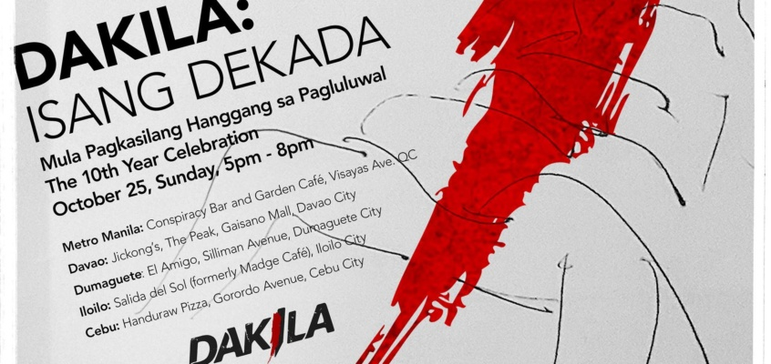 Dakila X: The 10th Year Party