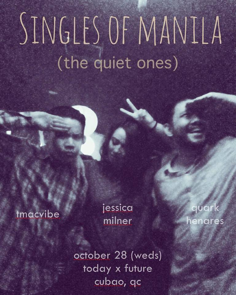 meet manila singles The single dude's guide to manila and the chicks you meet have regular western sounding names instead of unpronounceable names with tones that you.