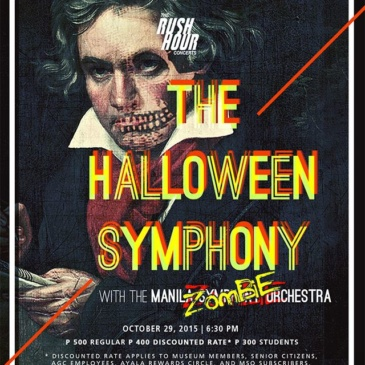 The Rush Hour Concerts: The Halloween Symphony