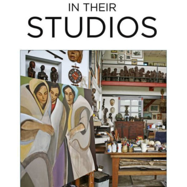 """Filipino Artists in their Studios"" Book Launch"