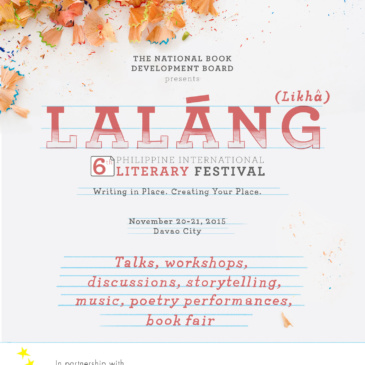 Laláng: 6th Philippine International Literary Festival