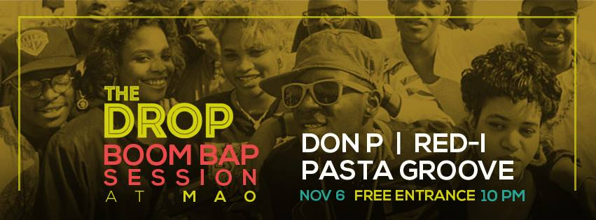 The Drop: Boom Bap Session