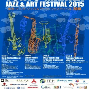 Tokyo-Manila Jazz & Arts Festival 2015