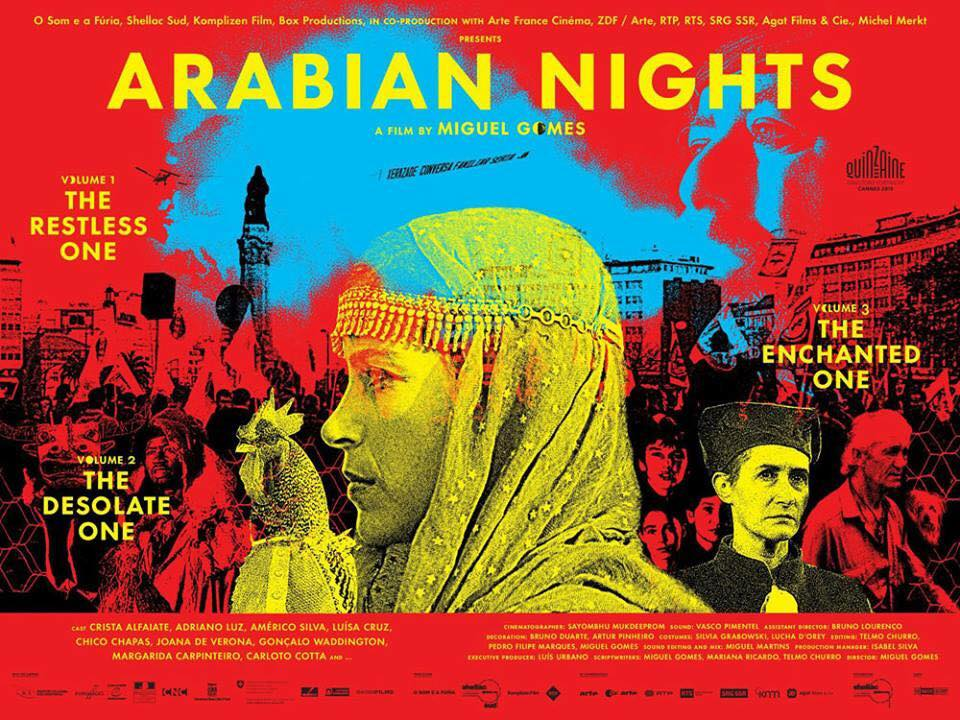 You asked for it! ARABIAN NIGHTS trilogy will be screened at the 11th edition of CINEMA ONE ORIGINALS! #C1Originals #CinemaOne #KakaibaKaBa