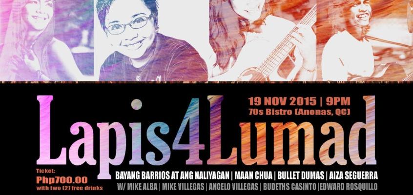 LAPIS 4 Lumad