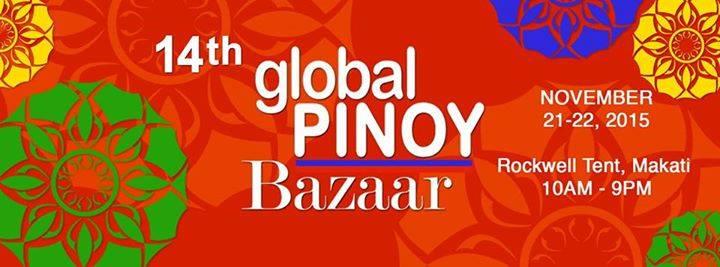 14th Global Pinoy Bazaar