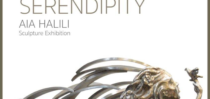 SERENDIPITY | A Solo Exhibition by Aia Halili