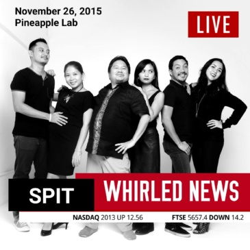 Whirled News by SPIT Comedy Improv