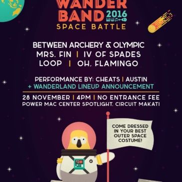 Wanderband: Space Battle
