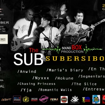 Sound Box Band of the Month: The SUB -SUBersibo