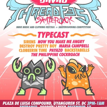 Threadfest x Skaterock 2015