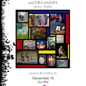 Book Launch of Soul Searchers and Dreamers: Artist Profiles