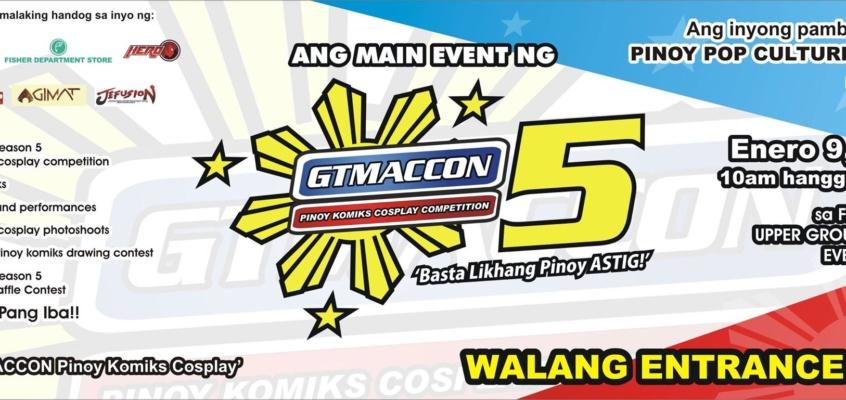 GTMACCON Season 5 | Main Event