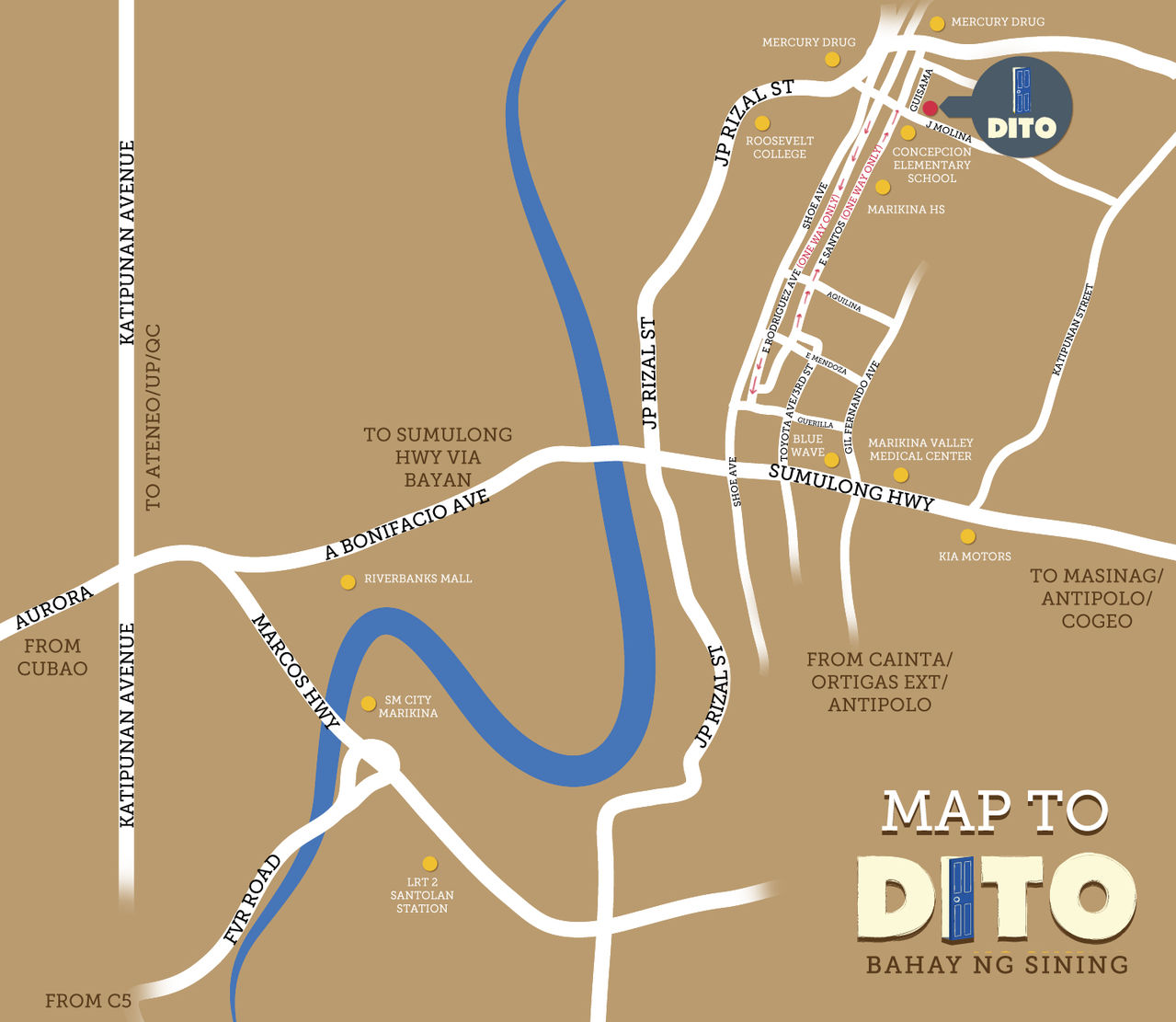 DITO: Bahay ng Sining Page Liked · September 24, 2013 · Edited · · Download a higher resolution version of the map here: http://s21.postimg.org/ugpy6ryvr/Map.jpg