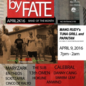 Sound Box Band of the Month: Bind by Fate